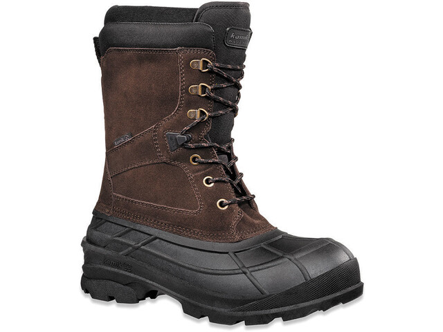 huge discount 56bb5 3527f Kamik Nationplus Winter Boots Herren dark brown